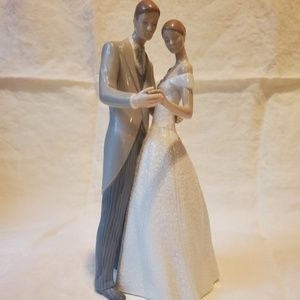 LLadro Together Forever Bride and Groom New in box
